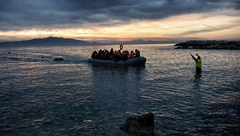 ООН: в Средиземном море в 2017 году утонуло более 1300 беженцев
