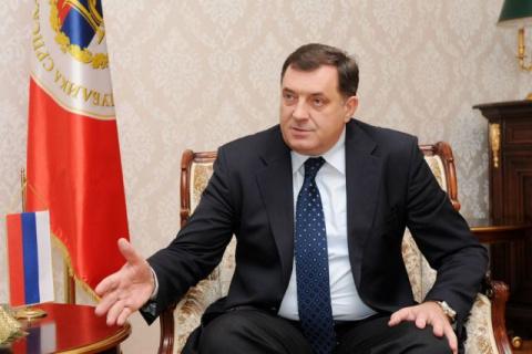 Президент Республики Сербско…