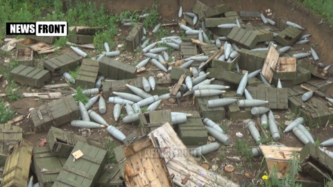 Власти Украины признались, что получили от Эфиопии боеприпасы на миллиарды гривен