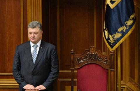 Порошенко заявил, что никогда не ставил себе целью стать президентом Украины