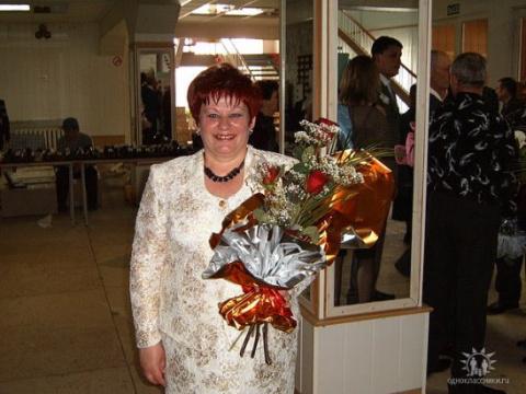 Ирина Артамонова (Мараштанова)