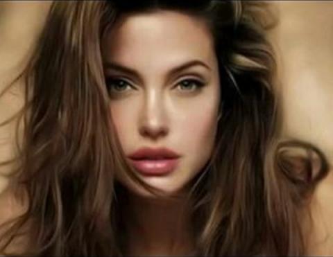 «Живая мумия»: Анджели Джоли…