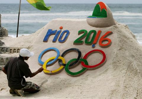 В преддверии олимпийского балагана