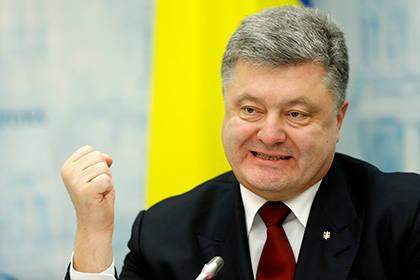 Порошенко заявил, что США поддержали предложение Киева по миссии ООН в Донбассе