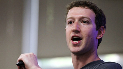 Марк Цукерберг основал собственную партию