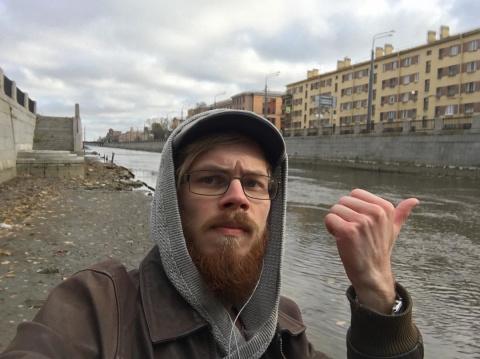 Как в Петербурге обмелели ре…