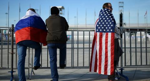 Американцы про русских: Вот …