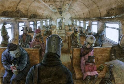 15 иллюстраций о мире, котор…