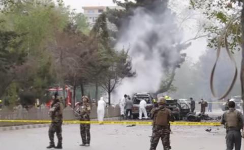 В Афганистане террорист-смер…