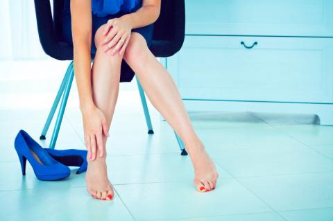 6 простых упражнений, которые избавят от боли в ногах и ступнях