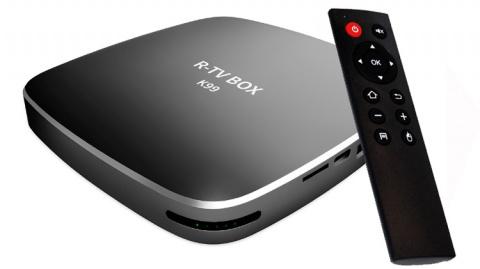 ТВ-приставка R-TV Box K99 оснащена 6-ядерным процессором и 4 Гбайт ОЗУ