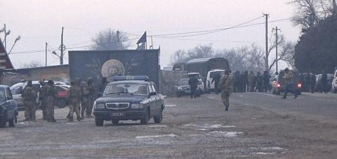 На границе с Крымом – новый …