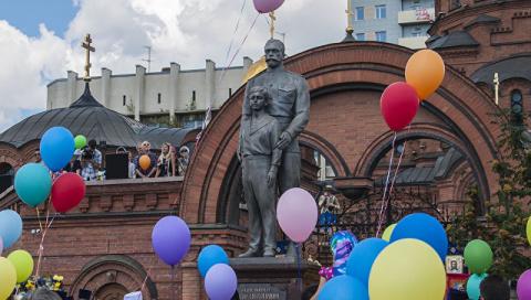 В Новосибирске сталинисты пр…