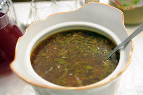 Делаем супы на зиму