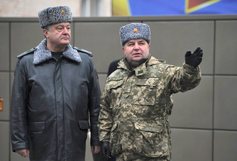 Генералы Порошенко грозят Ро…