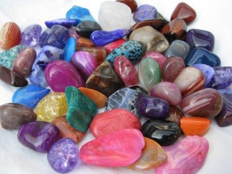 Камни живые, дышат и двигаются