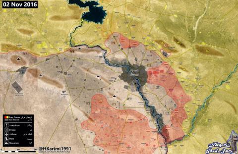 Багдади на связи