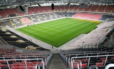 Матч открытия нового стадион…