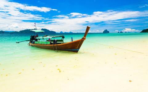 Тайские острова с девственной природой