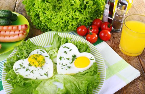 Простая непростая яичница: супер-идеи блюд из яиц!