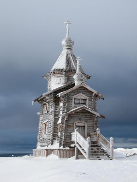 Церкви Антарктиды