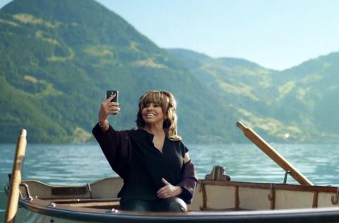 Тина Тернер призналась в любви Швейцарии