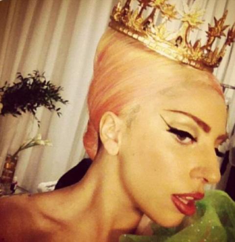 Леди Гага без грима. Теперь вы  видели  всё...