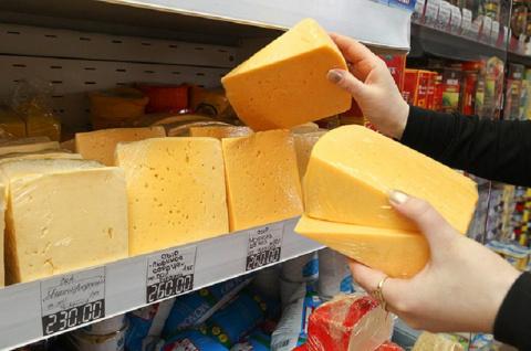 Как безошибочно определить, что ты покупаешь сыр, а не подделку из сухого молока