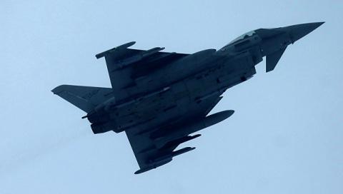 Минобороны Литвы заявило о вылетах ВВС НАТО для сопровождения самолетов РФ