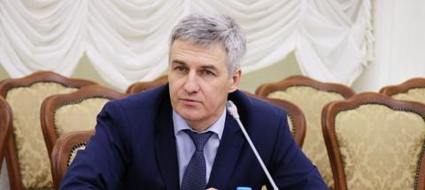 Новый губернатор – первая пресс-конференция Артура Парфенчикова