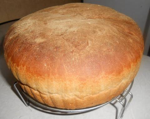 Рецепт домашнего хлеба — про…