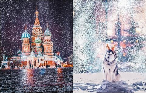 Сказочная Москва: 12 магичес…