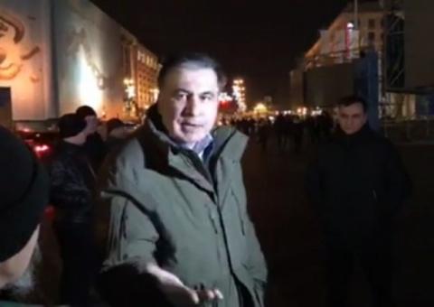 Саакашвили: Писем не писал, …