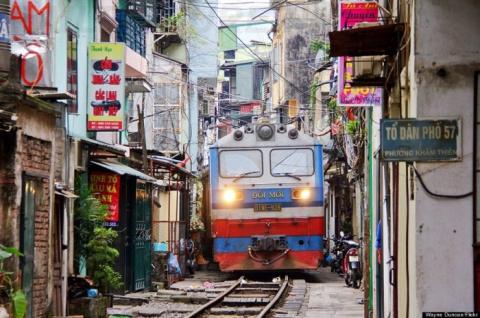 Поезда, которые ездят по сам…