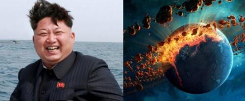 Северная Корея предупреждает…