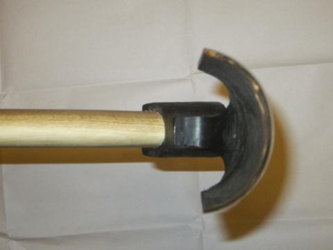 Кованый инструмент компании Топорсиб - тесла, скобели, топоры