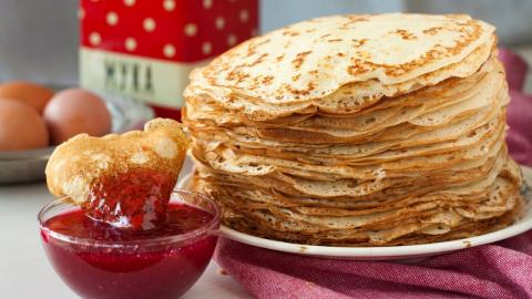 Как правильно печь блины - все секреты и хитрости. 9 рецептов блинов вкусных-вкусных!