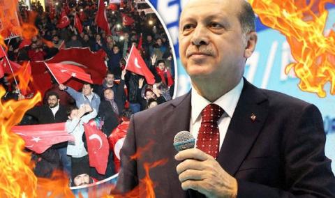 Европейцы играют с Эрдоганом…