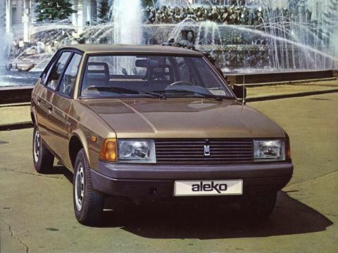 Первый и единственный советский дизельный легковой автомобиль