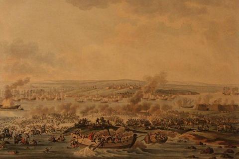 Кинбурнская баталия 1787 года