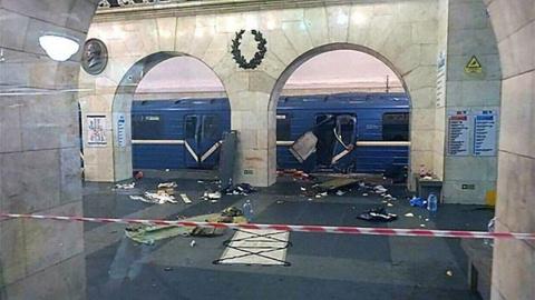 Кто снимает кровавые сливки со взрывов в метро? Дмитрий Родионов