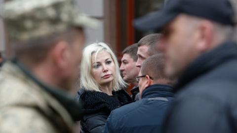 Видео прощания с Вороненковы…
