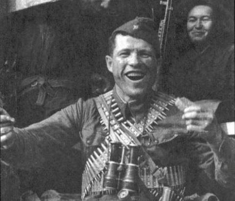 Берсерк из под Луганска