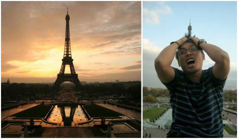 Парижский синдром: как туристы сходят с ума от посещения столицы Франции