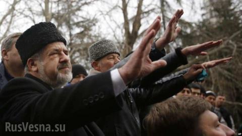 Украина в панике ожидает признания Крыма