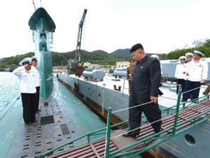 Японские СМИ сообщили о разработке Северной Кореей атомной подлодки с ЯО