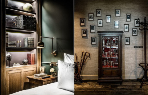 Путешествие во времени: Отель в старинном здании почты в самом сердце Бельгии