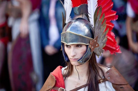 Женщины на арене Колизея — несколько  малоизвестных фактов о женщинах-гладиаторах