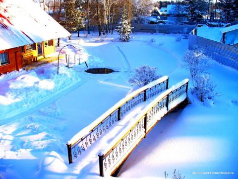 Зимовальные пруды