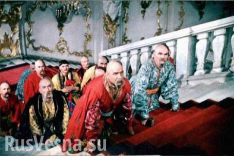 Путин похоронил мечты Пороше…